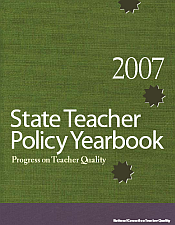 2007 State Teacher Policy Yearbook: Wyoming State Summary