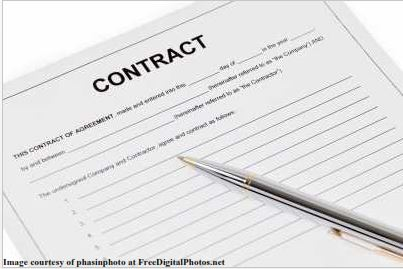 Stay or go?  Your contract might provide some insight!