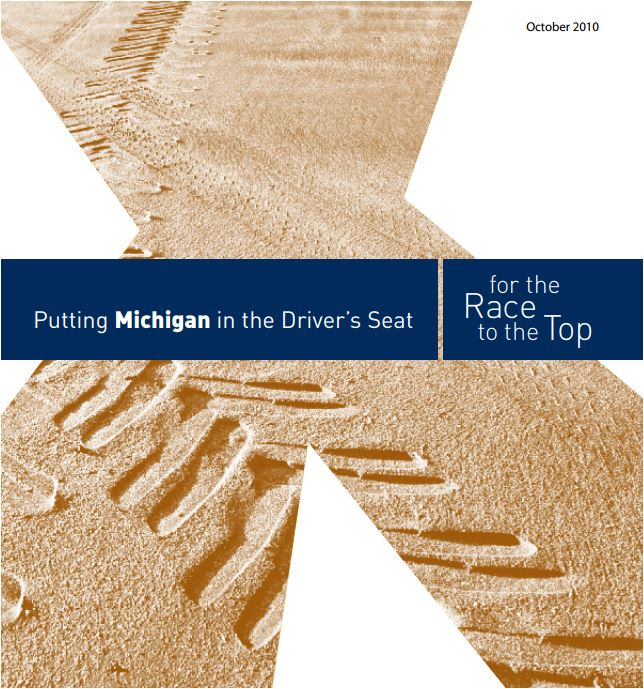 Putting Michigan in the Driver's Seat for the Race to the Top
