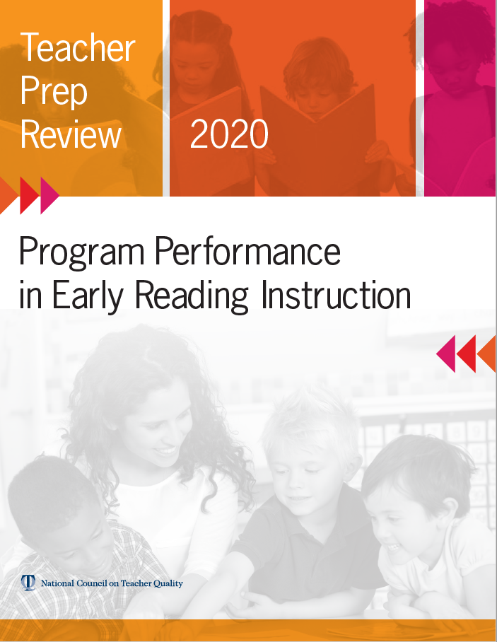 2020 Teacher Prep Review: Program Performance in Early Reading Instruction