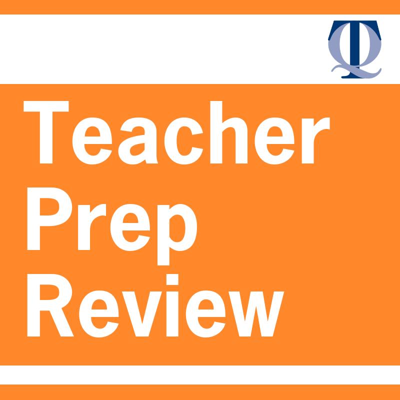 NCTQ: Teacher Prep Review
