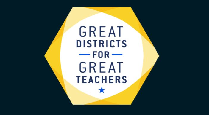 Positive Reinforcement for Great Districts for Great Teachers