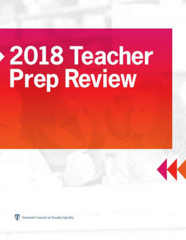 2018 Teacher Prep Review