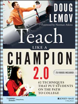 Want to Teach Like a Champion? Read this book