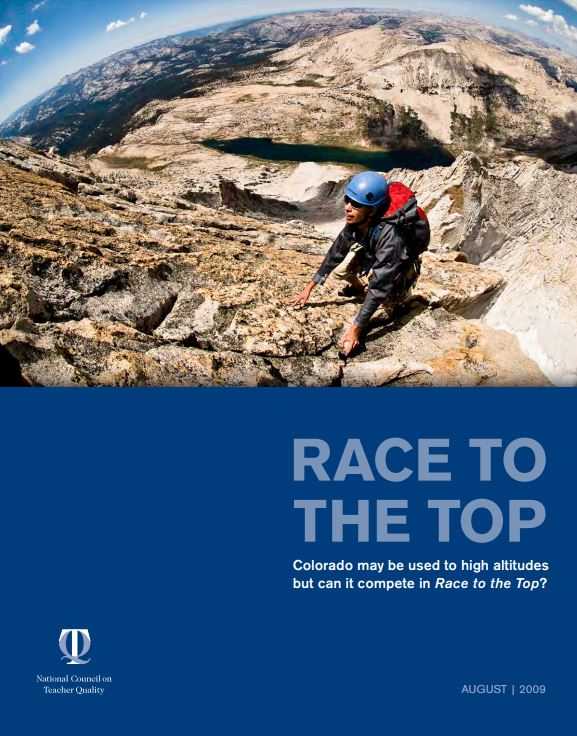 Race to the Top: Colorado may be used to high altitudes, but can it compete in Race to the Top?